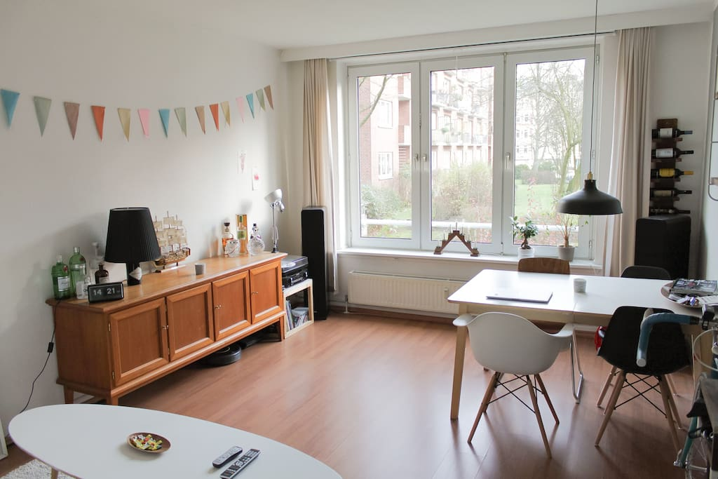 Bright and cozy design apartment flats for rent in for Design appartement hamburg