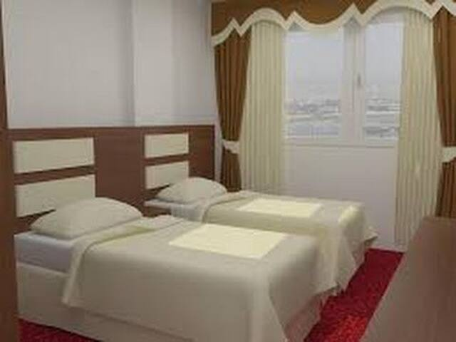 Secure, comfy, easy room to rent - Talas - Bed & Breakfast