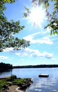 Muskoka 3 Bedroom on Quiet Lake - Torrance - Kabin