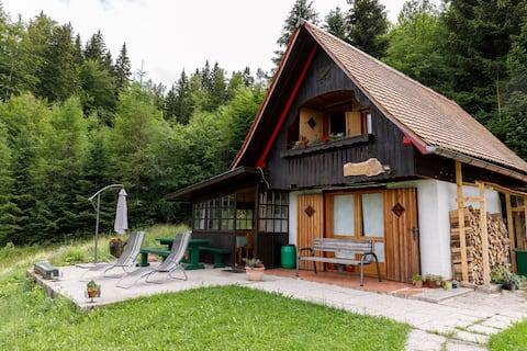 Pravl'ca (Fairytale Cottage)