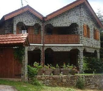 Welcome to Vila Raskrsnica Brajcino - Brajchino - Bed & Breakfast