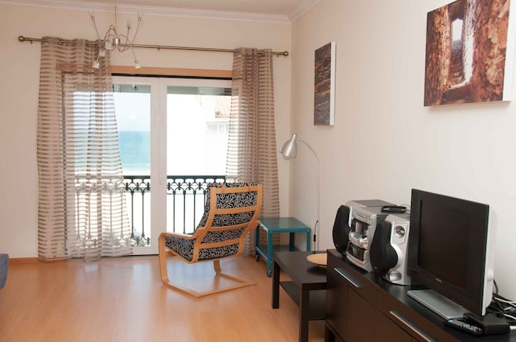 Casa junto ao mar e à Praia da Nazaré - Poente - Nazaré - Apartment