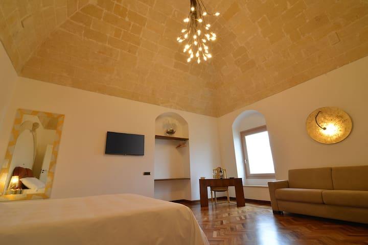 Antica Civita B&B: luxury room Civita Terrazza