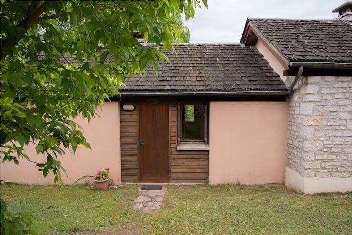 Gîte 2-4 pers à La Canourgue - LZV006A0 - La Canourgue - บ้าน