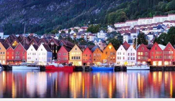 Bergen state of mind.