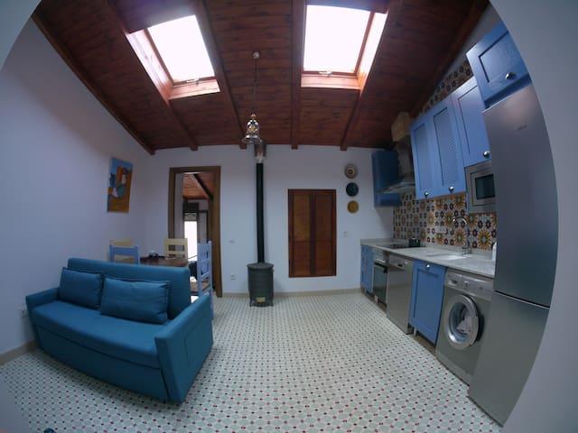 Casa Estilo Vintage en Cazorla