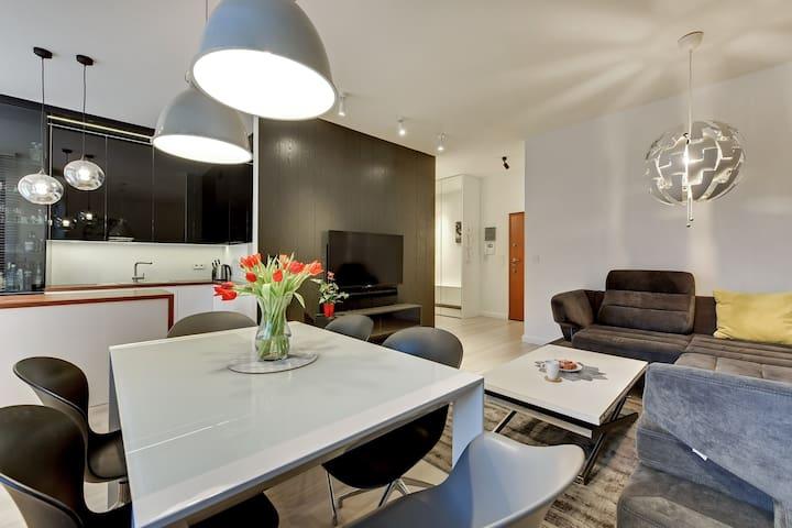 Platinium Marina Apartments - Gdańsk - Apartment