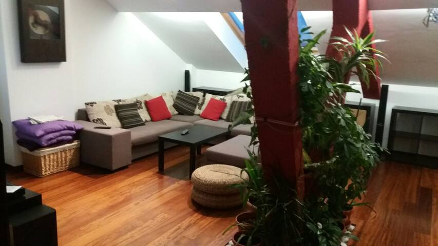 Modern apartment, 1bedroom+ open-space living - Cluj-Napoca - 公寓