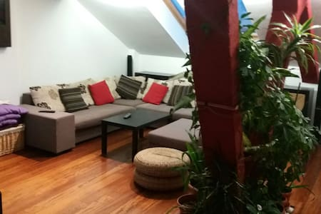 Modern apartment, 1bedroom+ open-space living - Cluj-Napoca - Apartment