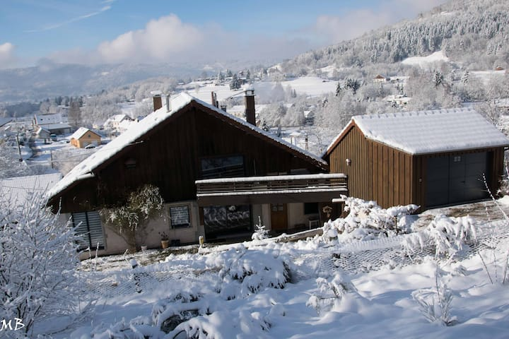 appartement dans ferme rénovée Le Thillot Vosges