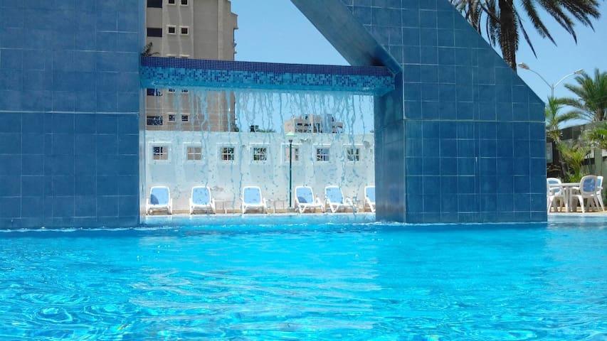 Costa Azul, Helios. Apt. 4-8 - Porlamar - Apartamento