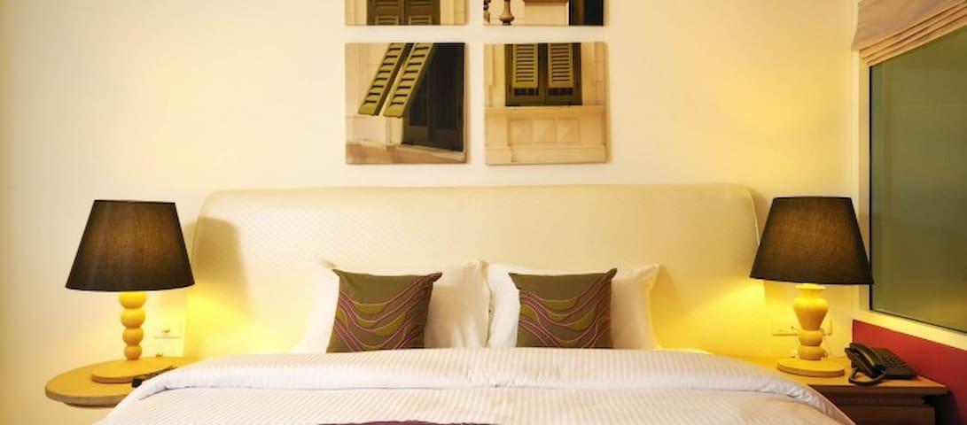 Nice Scenic City Twin Room in Bangkok!