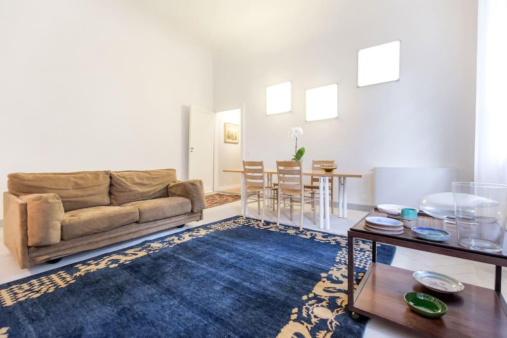 Appartamento san gallo appartamenti in affitto a firenze for Appartamenti in affitto firenze