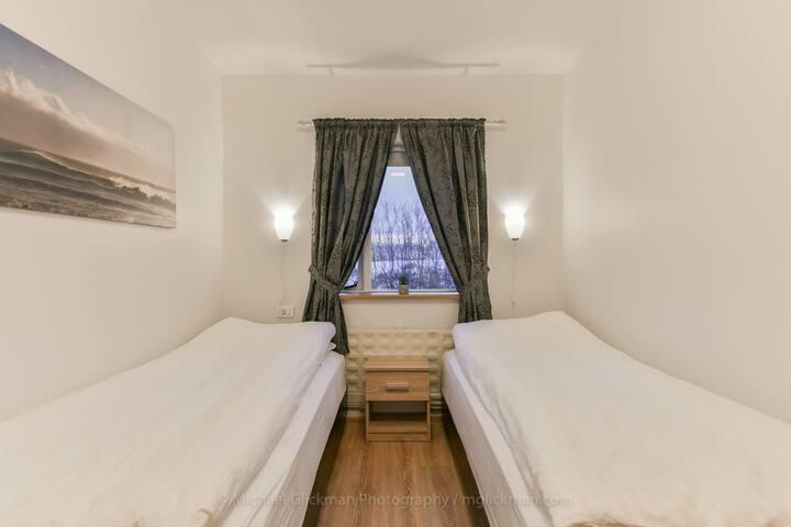 Garður Guesthouse Norðurþing, Northeast Iceland.