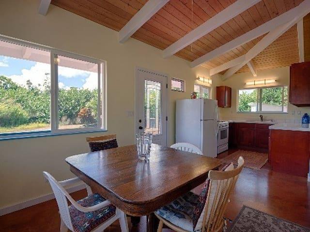 Kapoho Cottage Hideaway - Pāhoa - Dům