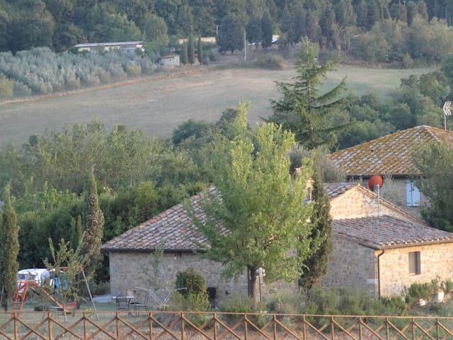 Agriturismo I Capraccioni Monticchiello - Pienza
