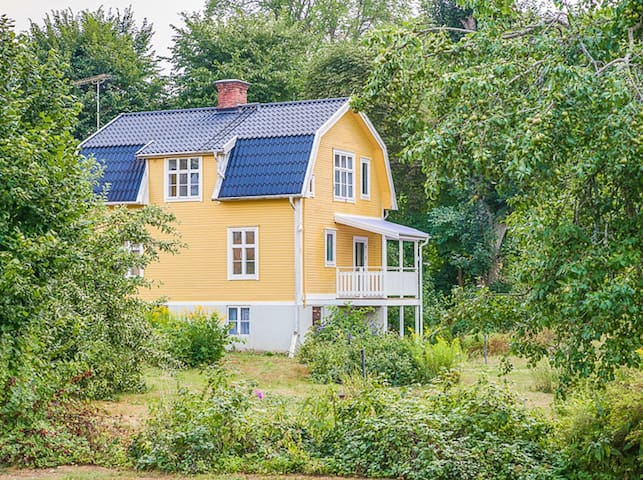 Charming House in Vena, 15 minutes from Vimmerby!