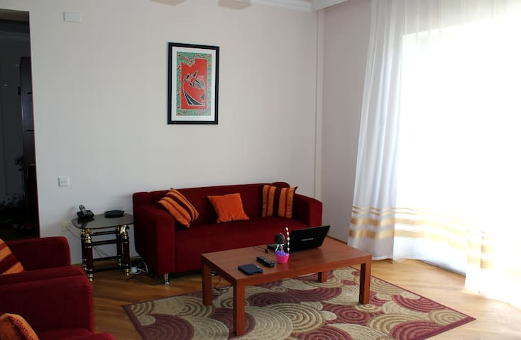 Fully furnished 3 room apartment with top view - Baku - Appartement