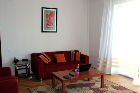 Fully furnished 3 room apartment with top view - Baku