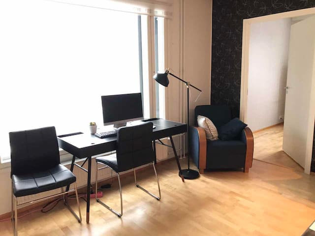 Spacious and modern 75 sqm apartment - Tampere - Wohnung