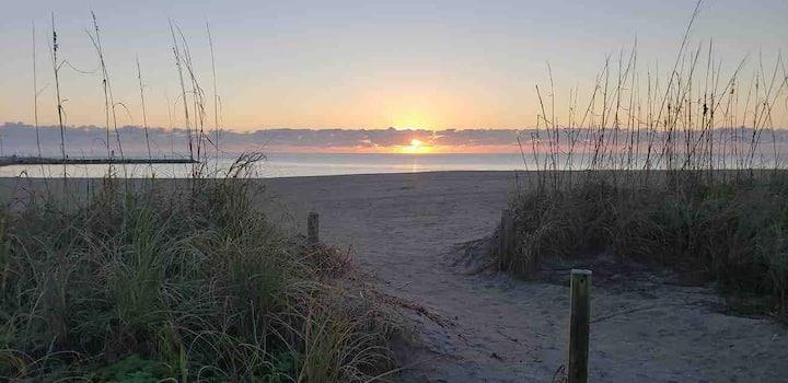 Fort Pierce North Beach, North Hutchinson Island,