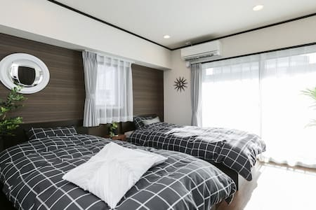 Luxury Room(#14-3) in Shinsakae-machi district - Higashi-ku, Nagoya-shi - Διαμέρισμα