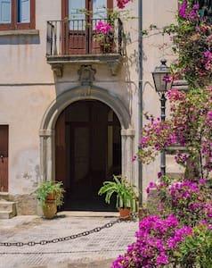 Ancient Palazzo Severino