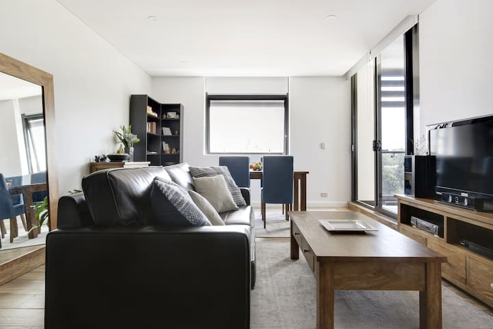 Explore Sydney from a Modern Apartment in Lewisham