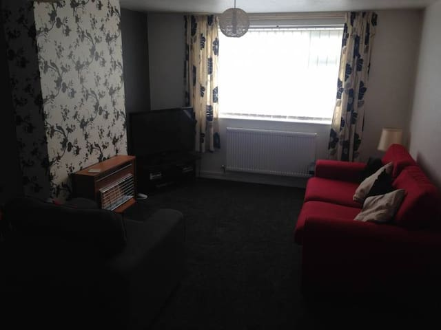 Double Room Near Centre - Carlisle - Hus