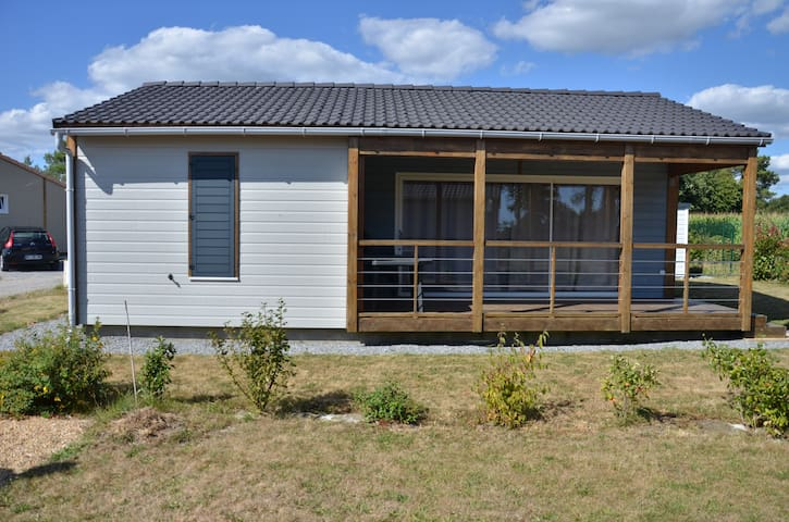 Chalet Bretagne Sud - South Brittany family chalet