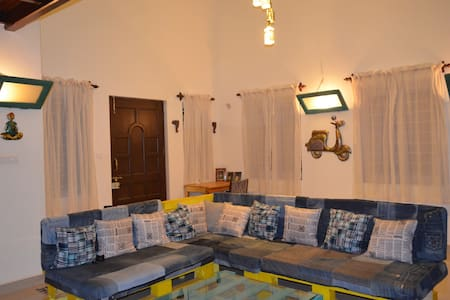 VILLA HILLVIEW(2bhk)