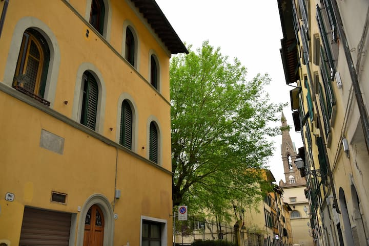 Santa Croce one bedroom apartment
