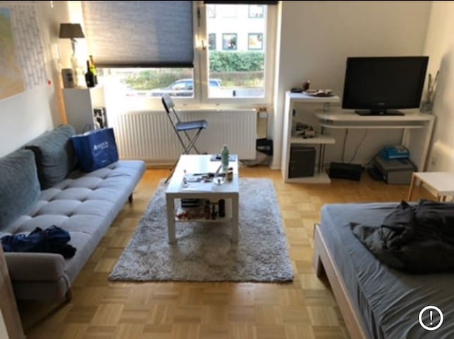 Alster Apartment in bester Lage. 20m -> Subway