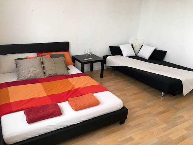 Comfy and bright room in the heart of Berlin