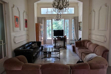 Room in Spacious and Traditional Beiruti Home