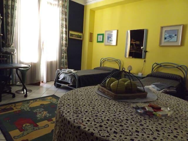 La stanza BLU di MIMMA