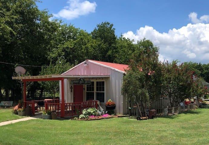 Lonesome Dove Cabin