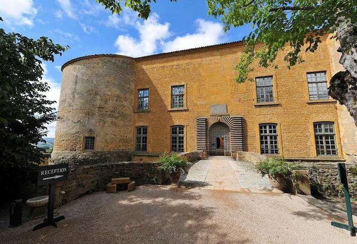 Suite Jardin, au coeur des vignes du Beaujolais