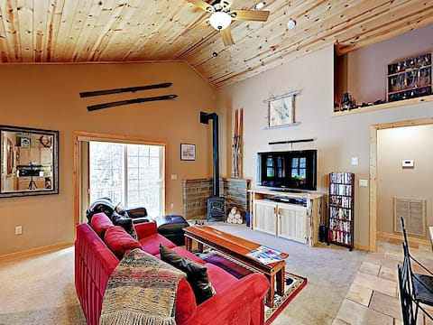 The Truckee Chalet