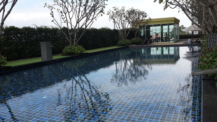 ✪ Exclusive Studio Chiang Mai Pool✔Sauna✔View #1