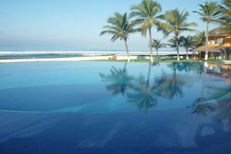 Lugar Magico en Playa Blanca Zihuatanejo