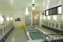 Public bath KIRAKUYU.