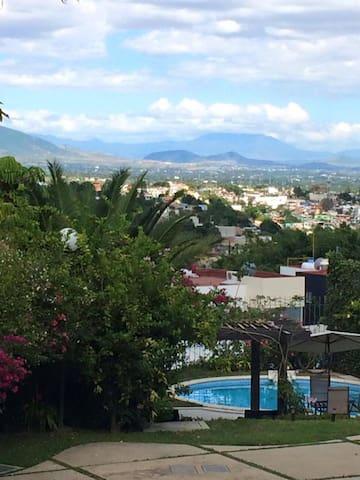 Casa de San Felipe del agua - Oaxaca - Huis