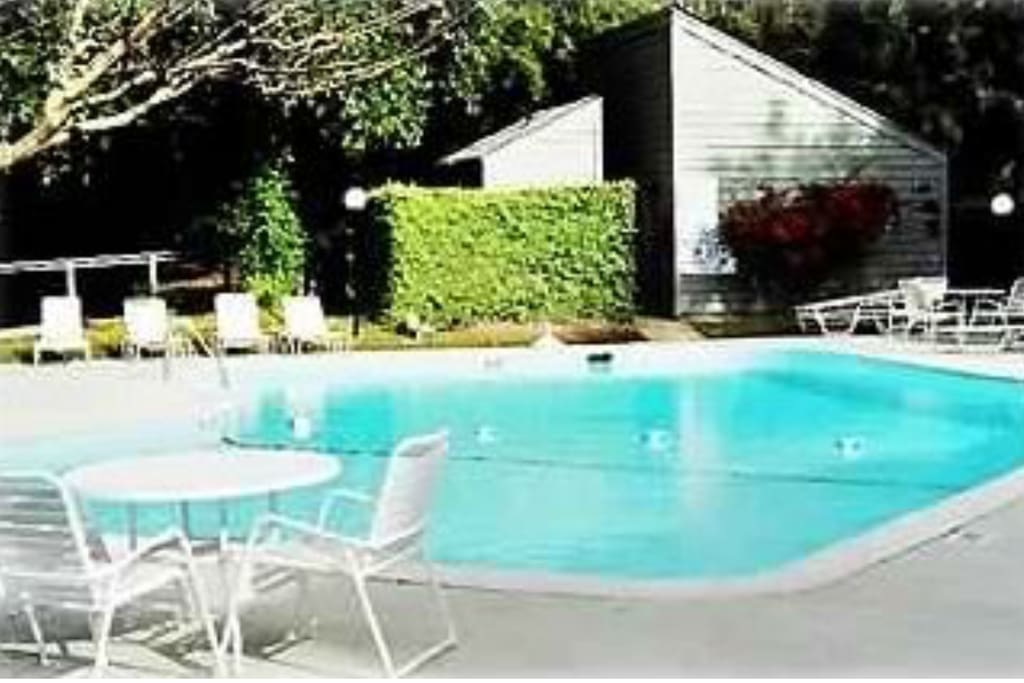 Large Pool 40 steps away