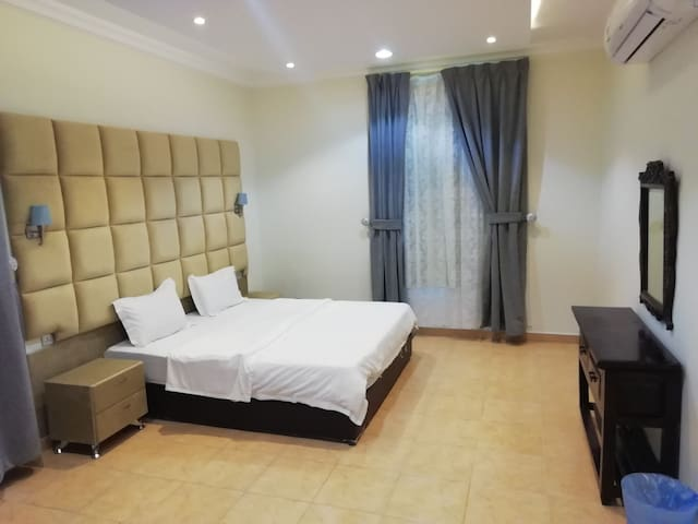 Apartment consisting of 2 Bedrooms for rent