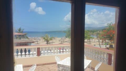 Beach Portal@La Playita, La Boca Trinidad