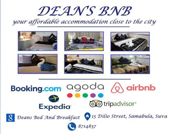 Deans Bed & Breakfast