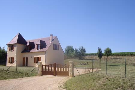 Le Mimosa Arbre, Montignac, 24290 - Montignac - บ้าน