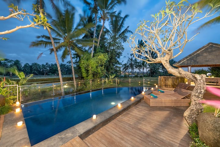 Fascinating Green Oasis | 1BR Private Pool Villa