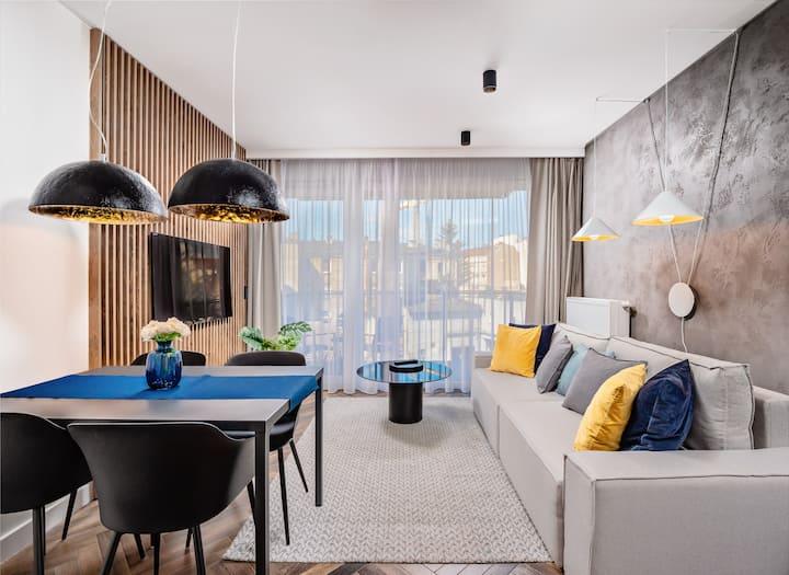 Apartament Homely Place Słoneczny - Centrum